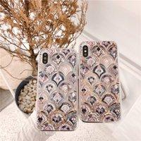 Beauty Fish Bilance QuickSand Telefono cellulare Casi iPhone 11Pro Creative TPU Cassa protettiva