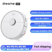 Roborock S5 Max Vacuum Cleaner Wet Dry Robot Mopping Sweeping Cleaning Electric Upgrade Of Home Carpet Dust Robotic Collector Cleaners