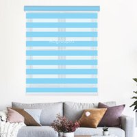 Blinds Zebra Shade Horizontal Window Curtain Day And Night Blind Dual Layer Shades Easy To Install Custom Made Size