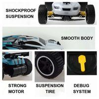 Sinovan RC Car Off-Road Toys Toys Пульт дистанционного управления MutiPlayer Параллельная операция USB Load Edition Bigfoot Formula's