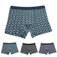 Underpants Cotton Breathable Panties Boxers Man Sexy Soft Men Underwear Printing Boxer Shorts Mens Boxershorts Underware Calzoncillos
