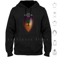 SER THE TALL: Hedge Ritter Hoodies und Ei Lunk Asoiaf Hat-Sweatshirts