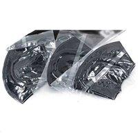 Máscaras de diseñador Paquete individual Bolso claro Black Party Face Mask Anti polvo Boca transpirable Lavable para mujeres adultas HBZT