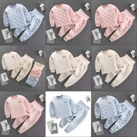 Kids Clothing Baby Girls Clothes Sets Spring Autumn Girls Sport Suits Long Sleeve Shirt+Pants Children Clothing Set Teenager Sui 1793 Y2