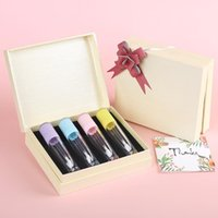Storage Bottles & Jars Gift Empty Lipgloss Containers Tubes Round Clear Cosmetic Tube Packaging With Box Bag Lip Gloss