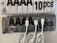 Typ-C USB-Kabel Android V8 Typ C-Kabel-Ladung Galaxy Mobiltelefone 1 Merater 3.3ft Hochwertiges Schnellladung 3A