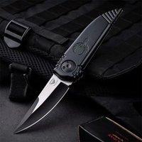 La nuova coltello pieghevole di Medford D2 D2 Sharp Blade Alumnium Maniglia EDC Autodifesa Tattica TACTIVALE Coltelli da regalo Kershaw di 7100 7500 7900