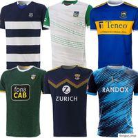 2021 2022 Wexford GAA 2 Şerit Uzakta Rugby Formalar 21 22 Limerick Tipperary Áth Cliath David Tecrey Tom Connolly Shirts S-3XL