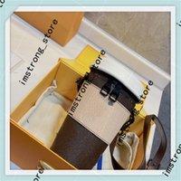 Womens Luxurys Designer Taschen 2021 Mittelalterliche Tasse Packung Handtaschen Geldbörsen Marken Crossbody Umhängetasche 21042402Q