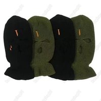 Big V Letter gangster headgear Costume Accessories CSGO RUSH B wool hat cold hats dual-use bandit mask