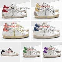 2021 scarpe sportive del marchio italiano, classiche scarpe sporche angosciate bianche, scarpe casual designer per uomo A ND Donne, più scatole e borse anti-tip