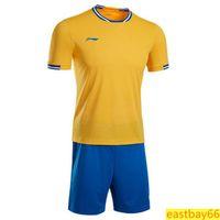 Top Custom Fussball Trikots 2021 Sportbekleidung Billig Großhandel Rabatt Neiner Name Jede Nummer Anpassen Fußball Hemd Größe S-XXL 809