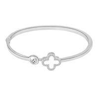 Designer de luxe chanceux bracelet de trèfle à quatre feuilles en acier 18 carats Or Chaînes Hommes Mode Bracelet En gros