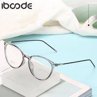 Iboode 0 -1.0 1.5 2.0 à -6.0 Verres Myopia finies Myopia Hommes Femmes TRANSPARENT CAT CAD Cadre Contourcée Lunettes de vue Unisexe Eyeeear Fashion Sun Sun