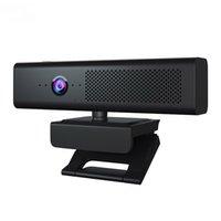 Taille en temps réel Full HD 1080p Rs 720 Webcam pour la surveillance Video Conference Caméra webcam USB avec haut-parleur et microphone