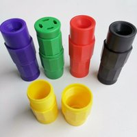 New smoking pipes Palstic cracker colorful cracker cream whipper smoking gas cream whipper N2O opener motshop