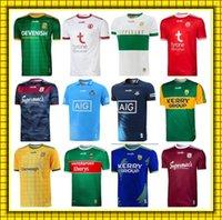 GAA DUBLIN ATH Cliath Gaillimh Tipperary Ciobraio Arann Rugby Formalar İrlanda Ligi Gömlek 20