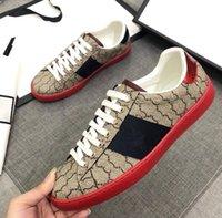 Italien Luxurys Freizeitschuhe für junge Mädchen Ace Brand Designer Coole Männer Frauen Sneaker außerhalb der Dropship Factory Online Shops mit Original Box