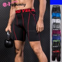Yoga Outfits Aipbunny 2021 Men Sporting Beach Shorts Sports Tights Trousers Bodybuilding Sweatpants Fitness Short Jogger Gyms