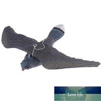 Gerçekçi Uçan Kuş Şahin Güvercin Çığlık Haşere Kontrol Bahçe Korku Korkuluk Süs Bahçe Süs Açık Fabrika Fiyat Uzman Tasarım Kalite Son Stil