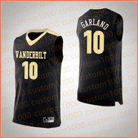 Darius-Garland-Vanderbilt-Commodores-10-preto-faculdade-performance-jersey