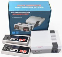 New Arrival Mini TV can store 620 Game Console Video Handheld for NES games consoles with retail boxs fast UPS Free