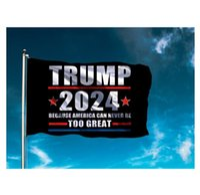 Trump 2024 Flag US President Election Flag-Campaign Banner Digital Printing Support Banner-Flag Garden Yard Background Flags SN5665