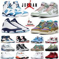 12 12s 13S أحذية كرة السلة للرجال لكرة السلة S بولز هوت لكمة 13 فلينت الذئب الرمادي حذاء رجالي رياضية 7-13