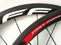 عجلات الدراجة مخصص سريع إلى الأمام شعار F4R 38MM الكربون 700C الحافات 50 ملليمتر 60 ملليمتر 88 ملليمتر عرض 25 ملليمتر 25R F6R F9R الطريق الفاصلة