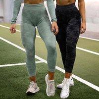Vital Nahtlose Camo Leggings Hohe Taille Frauen Fitness Yoga Hosen Push Up Gym Sport Shark Leggings Slim Streune Running HousSoccer Jersey