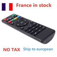50pcs lot IR Remote Control For Android TV Box X96Q X96 MINI PRO PLUS Replacement