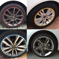 Couvercle de roue de voiture Modifié Tree de protection Bordure de pneu à pneu