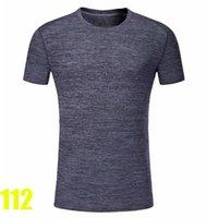 Qualidade tailandesa Top0112 Jerseys de futebol ou jersey de futebol encomendas casuais, nota cor e estilo, contato com o serviço ao cliente para personalizar o nome Número de mangas curtas