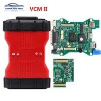 EST Full Chip VCM 2 Dianostic Scanner multi-langues VCM2 IDS V101 Outil de diagnostic II VCMII OBD2 pour outils FRD / M-AZDA