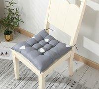 Напечатанная подушка для стула столовой стул стул колодка не скольжения ягодицы диван подушка задняя подушка сиденья 1 шт.
