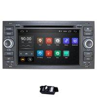 Oyuncu DSP IPS Android10.0 Dört Çekirdek 2G Araba DVD GPS Radyo Stereo Mondeo S-MAX Focus C-MAX Galaxy Fiesta Form Fusion PC Cam