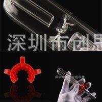 QBSOMK Alta Qualidade Mini Néctar Kit de Coletor com ponta de titânio Nail de quartzo Dica 10mm 14mm 18mm All Aviável Mini Tubo de Vidro Micro NC 478 S2