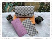 ЛеготьЛуиМЕШОКVittonDesigner Bags Lady Messenger Сумка Натуральные Кожаные Сумки Кошельки Сумочка Монета Три Части Набор