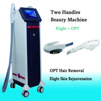 2021 vertical Elight IPL instrument laser hair freckle pigmentation marks removal machine skin tightening For commercial