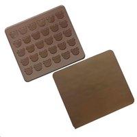 Cake Tools Diy 30-hole Silicone Bear Cushion Mold Decor Fondant 3D Mould
