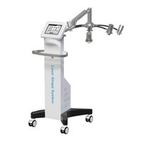 6D Lipolaser cold lipo laser slimming machine for fat reduction 532nm dual frequency red green light therapy body slim