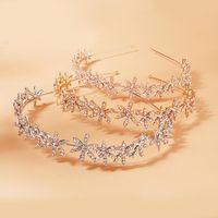 Clip per capelli Barrettes 6 appunti stella fasce in lega semplice moda innovativa cerchio da sposa accessori da sposa ornamenti per le donne BH