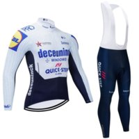 TEAM QUICKSTEP CYCLING JACKET 19D Bike Pants Sportswear Ropa Ciclismo MEN BICYCLING Jersey Maillot