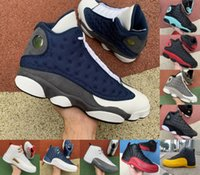 Universidad de alta calidad Gold 12 12s Zapatos de gripe inversa Game Playground Lucky Green 13 13s Mens Jumpman Hyper Royal Dark Concord Sports Shoe