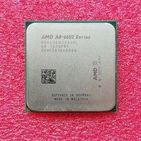 شحن سريع AMD A8 6600 A8 6600K 3.9 جيجا هرتز رباعي النواة المعالج المعالج AD660KWOA44HL المقبس FM2 في الولايات المتحدة الأمريكية