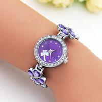 Wristwatches Arsmundi Brand Quartz Watches Women Luxury Diamond Rhinestones Dress Girl Bracelet Watch Ladies Clock Female Watc
