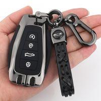 Anahtar Cüzdan Komple Araba için Çinko Alaşım Depolama Geely Coolray 2021-2021 Atlas Boyue NL3 EM X7 EX7 SUV GT GC9 Aksesuarları