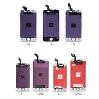 Pannelli del touch del cellulare per schermi iPhone 6 Assemblaggio della schermata di pressione originale del telefono cellulare