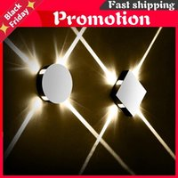 Applique Murale Luminaire Round Square Wall Lamp Bedroom Light Corridor Staircase El Led Aisle Indoor Lighting Lamps
