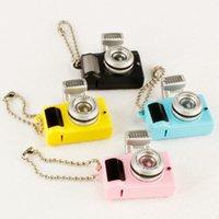 Leica LED будет освещать и звучать брелок подвесной мини подарок маленькая камера